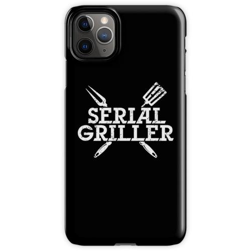 Seriengriller | BBQ-Grill-Geschenk-Fleisch-Rindfleisch-Schweinefleisch iPhone 11 Pro Max Handyhülle