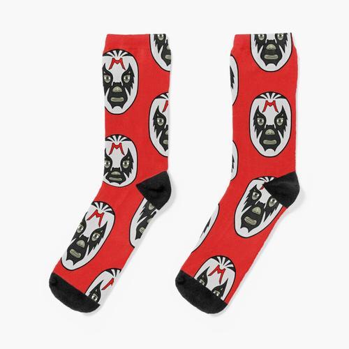 Mil Máscaras Socken