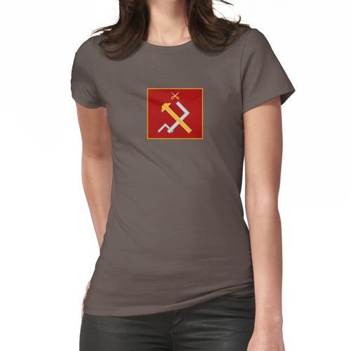 Pravda Wappen Frauen T-Shirt