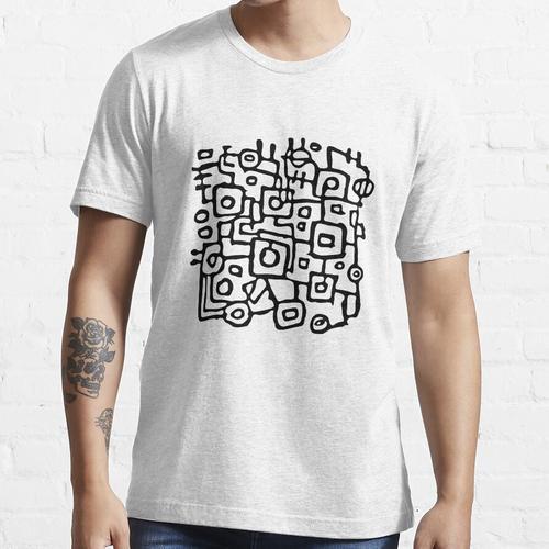 Ausmalbild 436346890 Essential T-Shirt