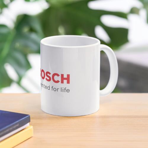 Bosch-Logo Tasse