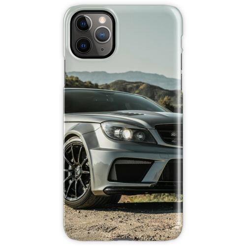 Wide Body Kompressor Mercedes-Benz C63 AMG iPhone 11 Pro Max Handyhülle