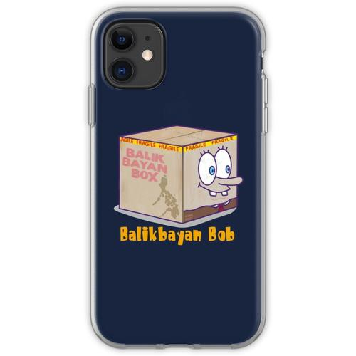 BALIKBAYAN BOB Flexible Hülle für iPhone 11