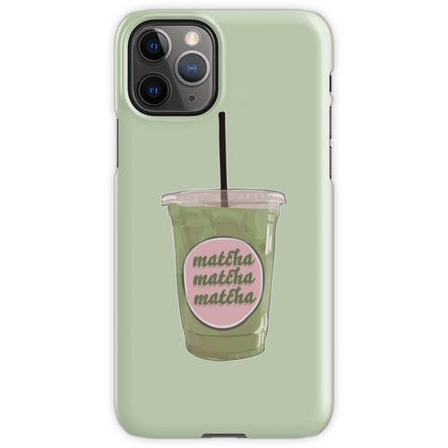 Iced Matcha Matcha Matcha iPhone 11 Pro Handyhülle