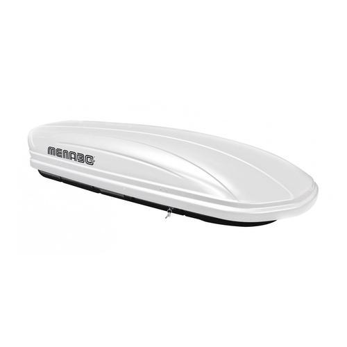 Dachbox 'Mania 460 Weiß' | Menabo