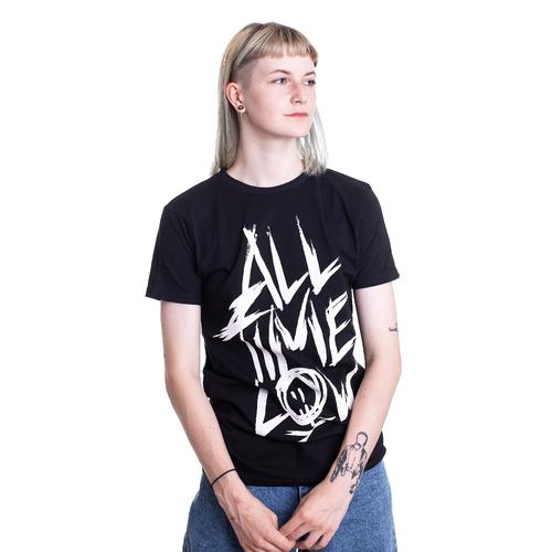 All Time Low - Scratch - - T-Shirts