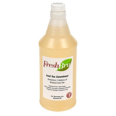 Coastal Packaging 030555202017 32 oz Fresh Bru Sweetener - (12) Bottles