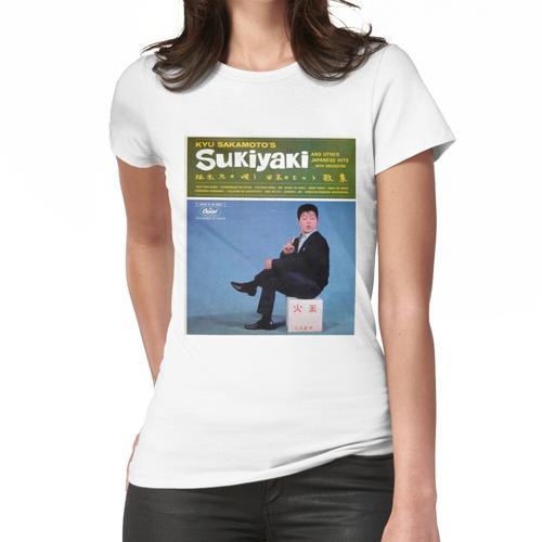 Sukiyaki, Japan, Tokio, Neuheit Frauen T-Shirt