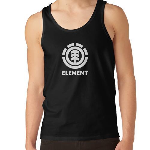 Element Skateboard Unisex-Tanktop