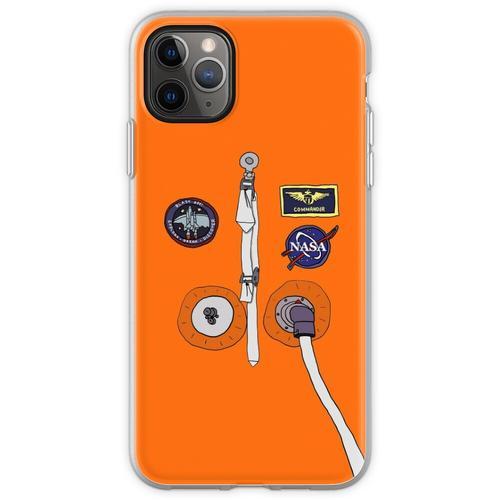 NASA-Anzug Flexible Hülle für iPhone 11 Pro Max