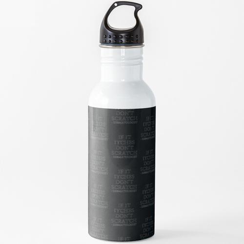 Hautausschlag Probleme Wasserflasche