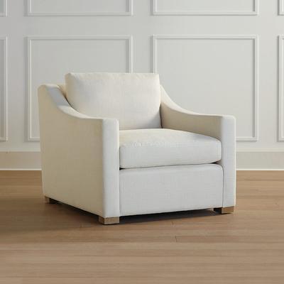 Adler Lounge Chair - Dove Velvet...