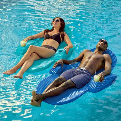 World's Finest XL Pool Chaise - Aruba - Frontgate