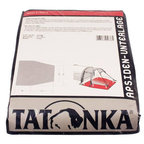Tatonka - Zeltunterlage - Zeltunterlage Gr 250x155 cm schwarz