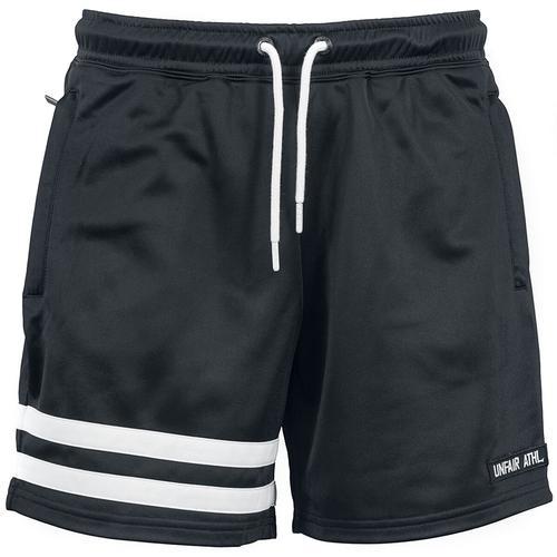 Unfair Athletics DMWU Athletic Shorts Herren-Short - schwarz