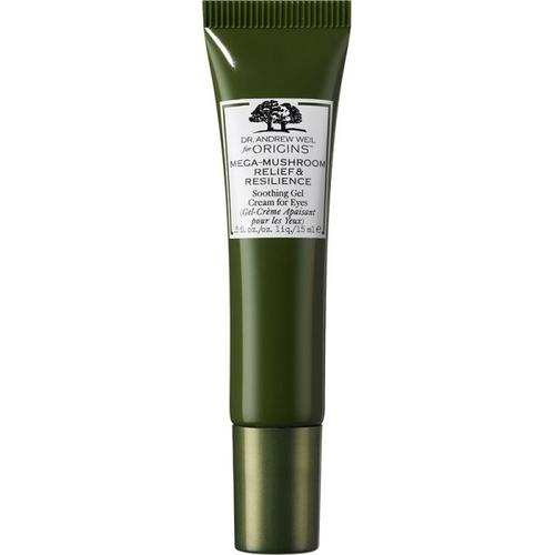 Origins Dr. Andrew Weil for Origins Mega-Mushroom Relief & Resilience Soothing Gel Cream for Eyes 15 ml Augencreme