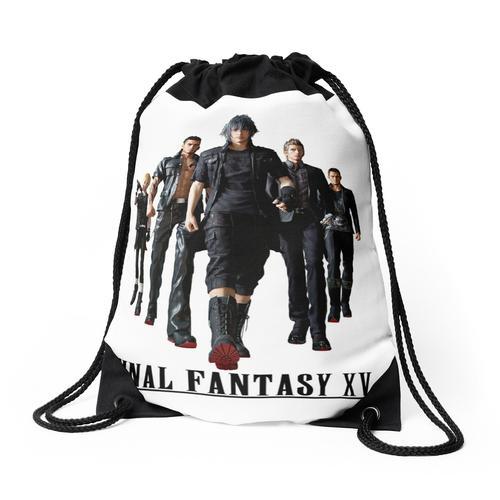 Final Fantasy XV Rucksackbeutel