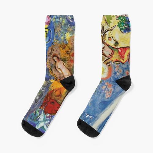 Chagall Socken