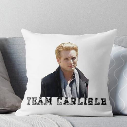 Team Carlisle Kissen