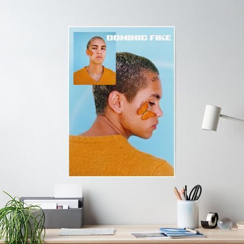 DOMINIC FIKE POSTER Poster