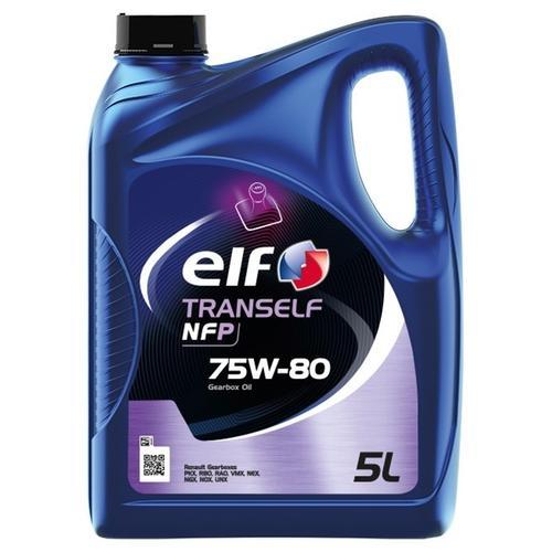 Schaltgetriebeöl 'Tranself NFP 75W-80 (5 L)' | elf, Inhalt: 5 Liter