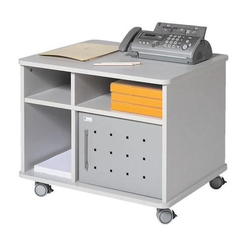 Druckerwagen groß grau, Rocada, 72x57.5x59 cm
