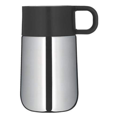 Thermobecher »Impulse Travel Mug« Edelstahl, WMF, 14 cm