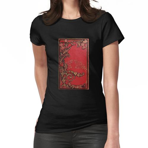 Rot- und Golddisteln Frauen T-Shirt