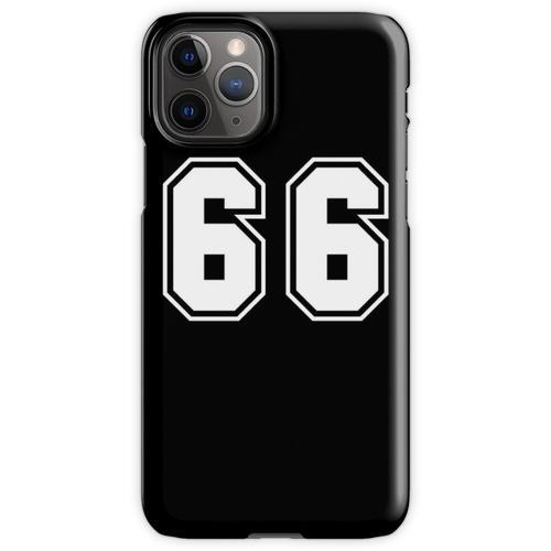 sechsundsechzig iPhone 11 Pro Handyhülle