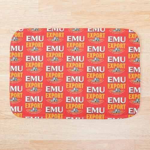 EMU EXPORT BIER Badematte