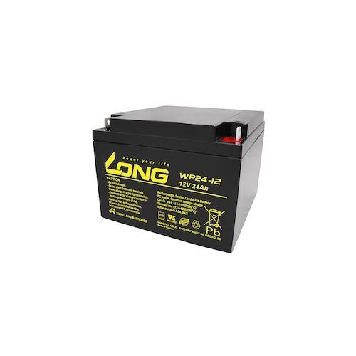 Kung Long WP24-12 12V 24Ah Akku AGM GEL Blei Batterie VDS