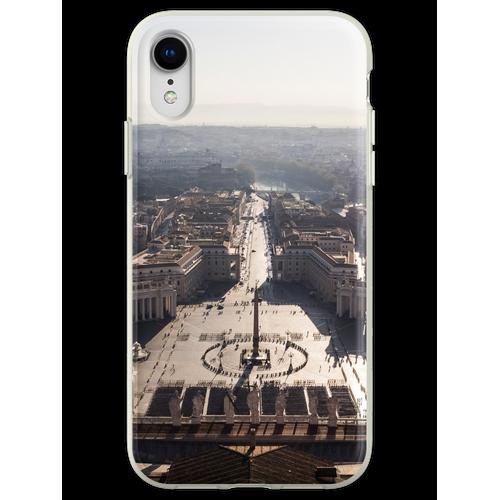 Petersplatz Flexible Hülle für iPhone XR