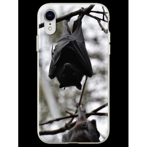 Fledermäuse, Fledermäuse, Fledermäuse Flexible Hülle für iPhone XR