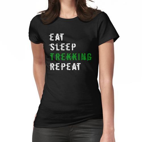 Trekking Frauen T-Shirt