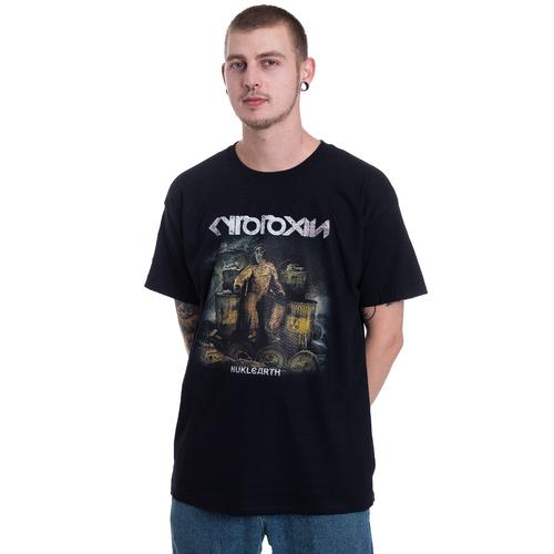 Cytotoxin - Nuklearth Cover - - T-Shirts