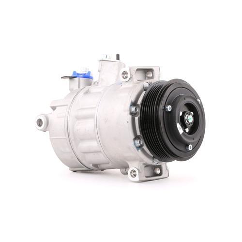 DELPHI Kompressor TSP0155999 Klimakompressor,Klimaanlage Kompressor AUDI,VW,SKODA,A3 8P1,A3 Sportback 8PA,A3 Sportback 8VA,TT 8J3,TT Roadster 8J9