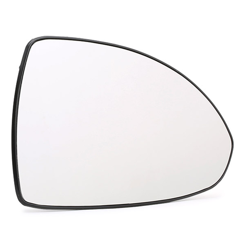 JOHNS Außenspiegelglas 13 72 38-81 Spiegelglas,Spiegelglas, Außenspiegel AUDI,TT 8J3,TT Roadster 8J9