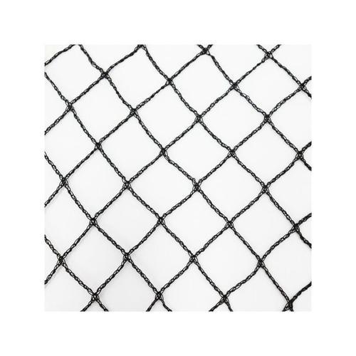 Teichnetz 10m x 10m schwarz Fischteichnetz Laubnetz Netz Vogelschutznetz robust