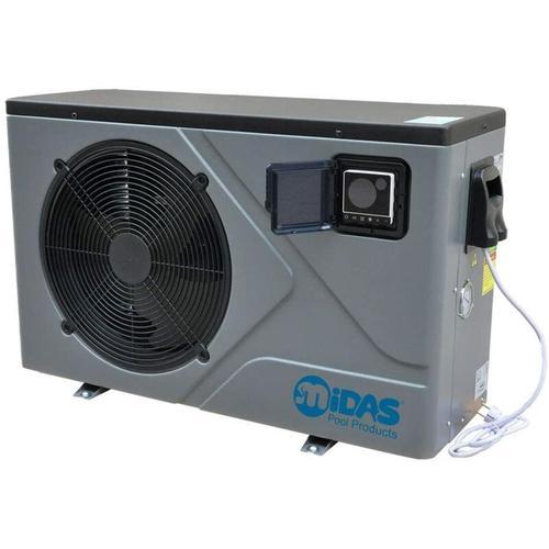 Full-Inverter Wärmepumpe Mida.Joy 7 bis 6,80kW + Bypass Set Basic und Pflegeset