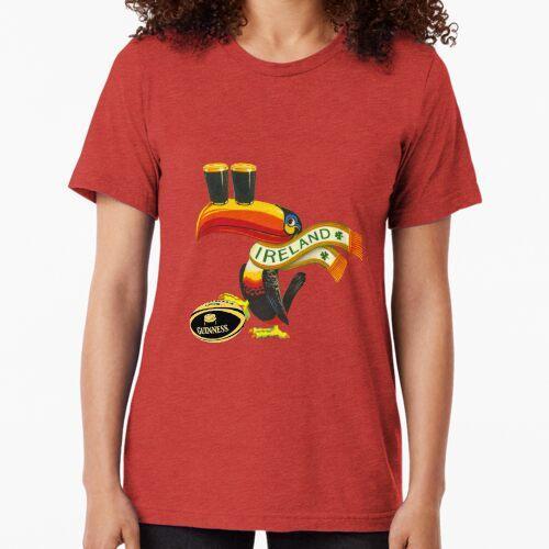 Ireland toucan Tri-blend T-Shirt