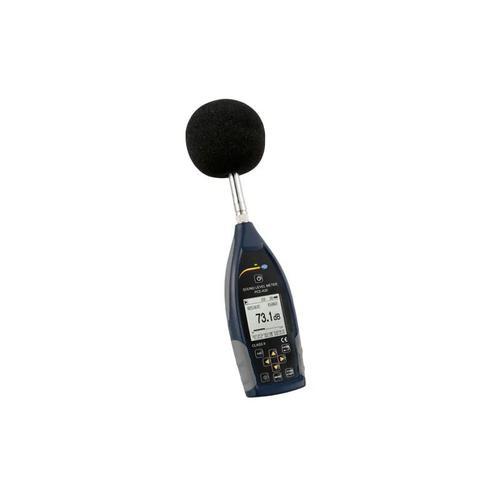 Schallpegelmeter PCE-428 der Klasse 2