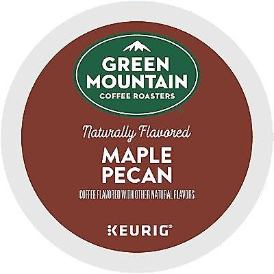 96 Ct Green Mountain Coffee Maple Pecan Coffee 96-Count (4 Boxes Of 24) K-Cup® Pods. Coffee