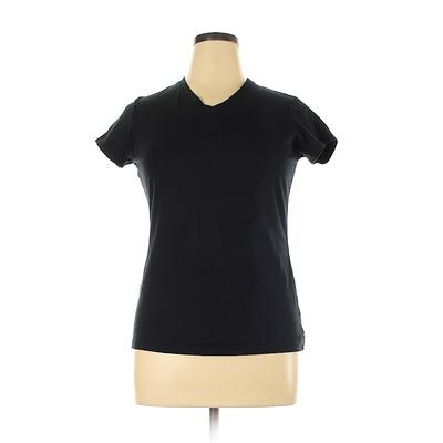 C9 By Champion Active T-Shirt: Black Print Activewear - Size X-Large