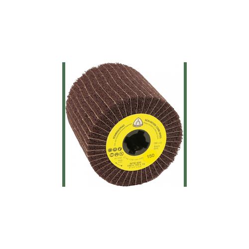 Schleifmoprad NCW 600 100 x 100 x 19 mm, Korn 80 Schleifvlies und Schleifgeweb