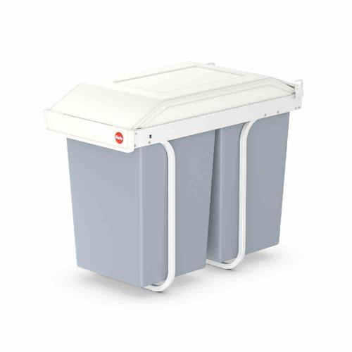 """HAILO Multi-Box Duo Einbau-Mülltrennungs-System """"Multi-Box duo L"""""""