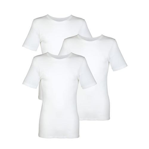Unterhemden HERMKO Weiß