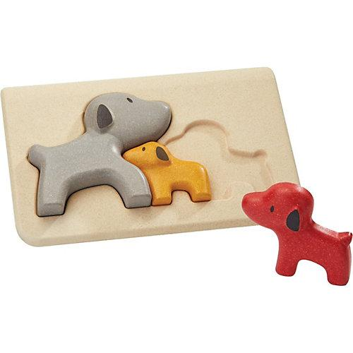 Rahmenpuzzle Hunde Steckpuzzle