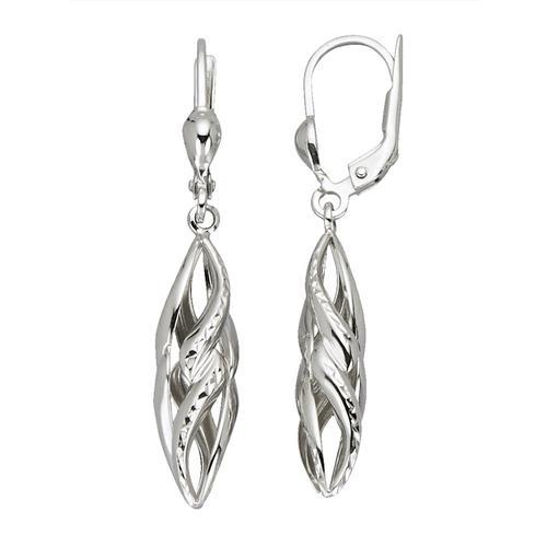 Ohrringe in Silber 925 KLiNGEL Silberfarben