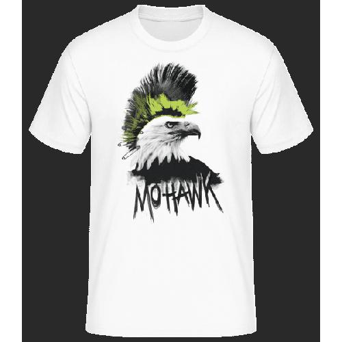 Mohawk - Männer Basic T-Shirt