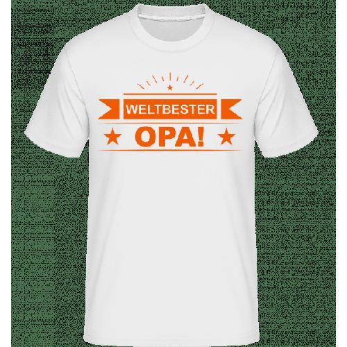 Weltbester Opa - Shirtinator Männer T-Shirt